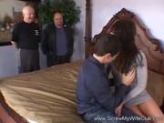 Зажигательные зрелые свингерские вечеринки: порно